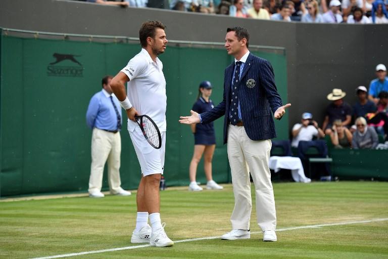 La pioggia ferma Wimbledon: gare interrotte