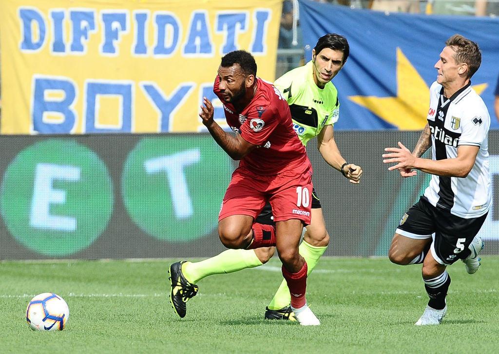 Serie A, Gervinho trascina il Parma al successo sul Cagliari