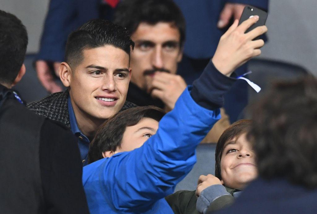 James Rodriguez (Bayern Monaco)