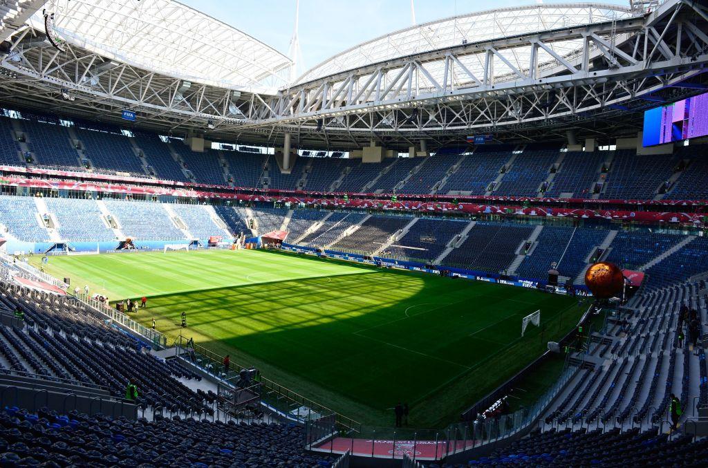 San Pietroburgo (Russia): Stadio San Pietroburgo