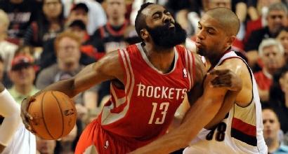 Nba, playoff: Houston e Chicago ripartono, ora è 2-1