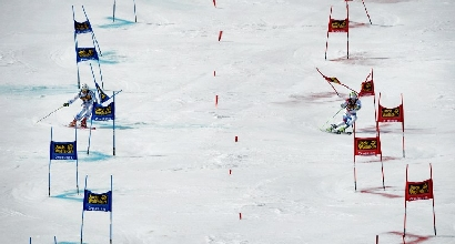 Sci, Team Event Meribel: acuto Svizzera, Italia quarta