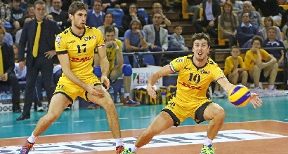 Volley, Champions: Ngapeth show, Modena travolge Danzica