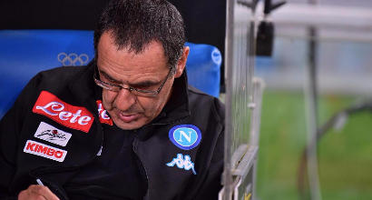Inter-Napoli probabili formazioni: Sarri con il dubbio Zielinski-Jorginho