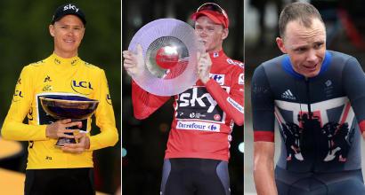 Il 2017 di Froome: Tour, Vuelta e la macchia doping