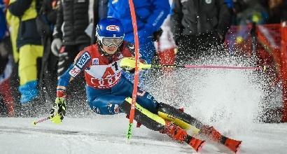 La Shiffrin non si ferma più: prima anche nello slalom a Flachau