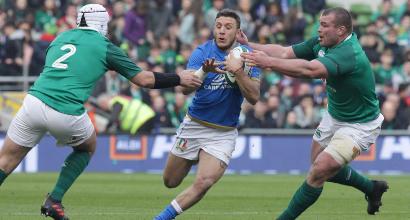 Rugby, 6 Nazioni: Irlanda-Italia 56-19 a Dublino, Azzurri travolti nel primo tempo