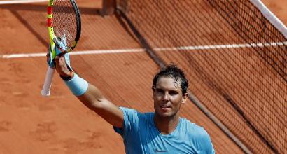 Roland Garros, Nadal ai quarti: Marterer piegato in tre set