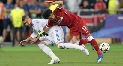 Salah a Sergio Ramos: