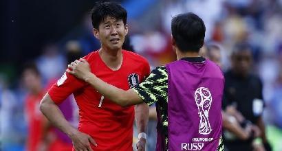 Corea del Sud, Son e il servizio militare: convocato per i Giochi d'Asia