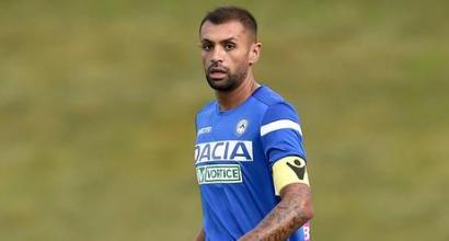 Udinese, Danilo ci ricasca: litigio con Pradè e addio scontato