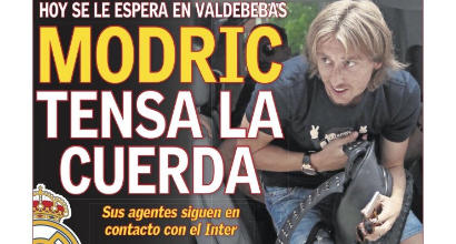 Inter, arma Modric: tutti i moduli di Spalletti per il croato