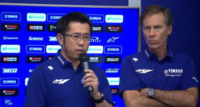 MotoGP, Rossi si sfoga con Yamaha