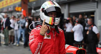 """F1, Vettel: """"Grande macchina"""""""