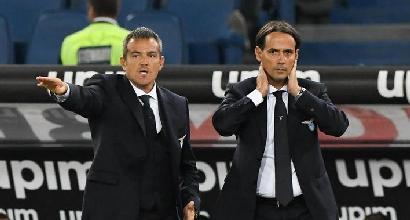 Lazio, solo Lukaku fuori dalla lista per l'Europa League