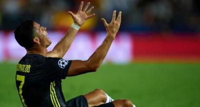 """Espulsione Ronaldo, Cesari: """"Non ha fatto niente"""". Tambini: """"Al massimo era da giallo"""""""