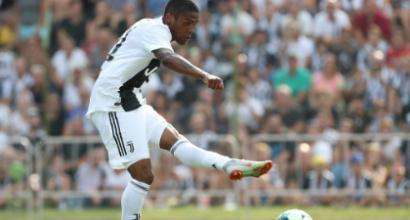 Juventus, Douglas Costa torna disponibile: col Genoa ci sarà