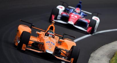Alonso resta in McLaren: correrà ancora la 500 Indy