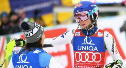 Sci: Shiffrin regina dello slalom anche a Semmering