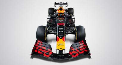 Formula 1, svelata la livrea ufficiale della Red Bull R15