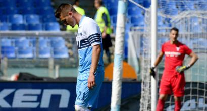 Serie A, squalificati: un turno di stop per Milinkovic-Savic