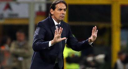 """Lazio, Inzaghi: """"Finale meritata, ora vogliamo la Coppa"""""""