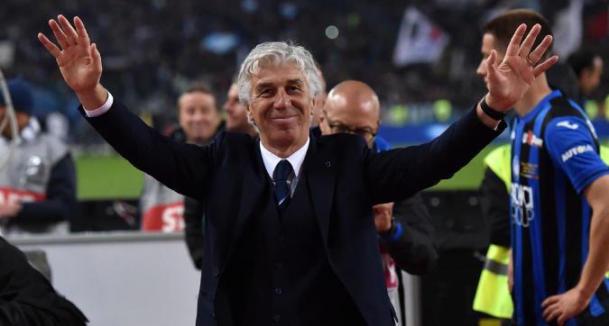 """Atalanta, Gasperini: """"La Champions sarebbe un traguardo clamoroso"""""""