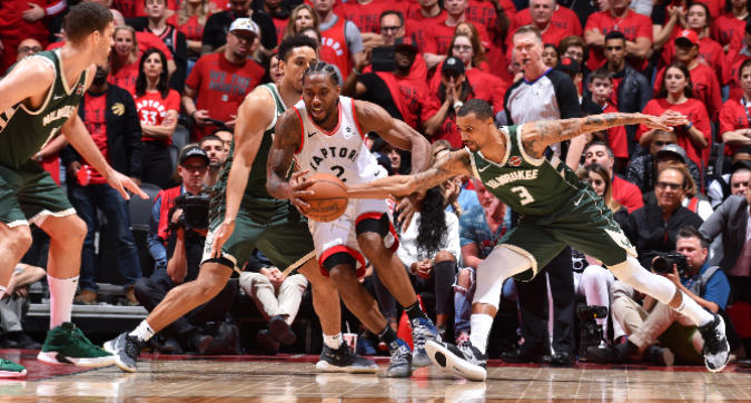 Nba, playoff: Leonard guida Toronto