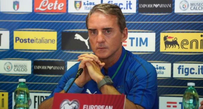 italia, Mancini ora sprona i bomber