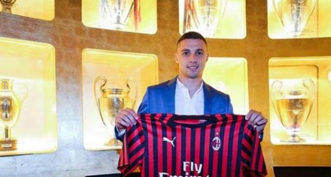 """Milan, quinquennale per Krunic: """"Onorato di far parte di questo club"""""""