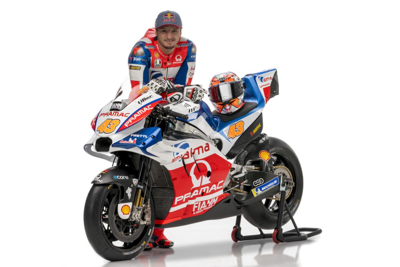 MotoGP: la Ducati Pramac si presenta
