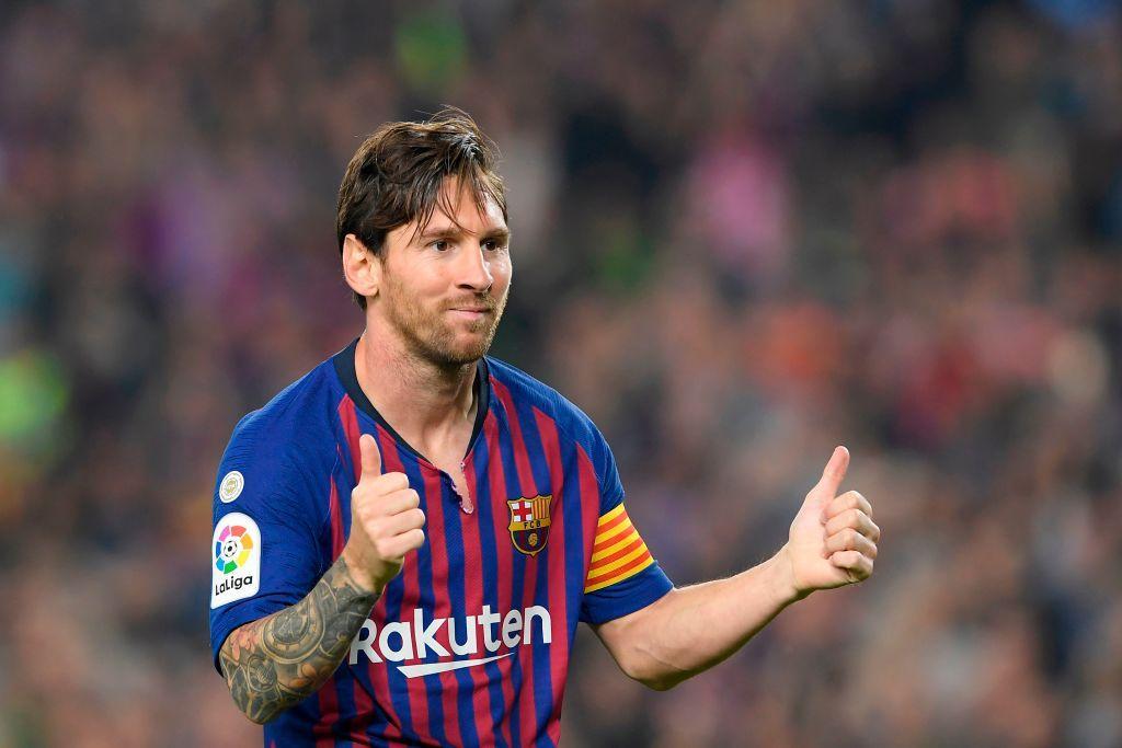 Messi re dei bomber 2018: 47 gol