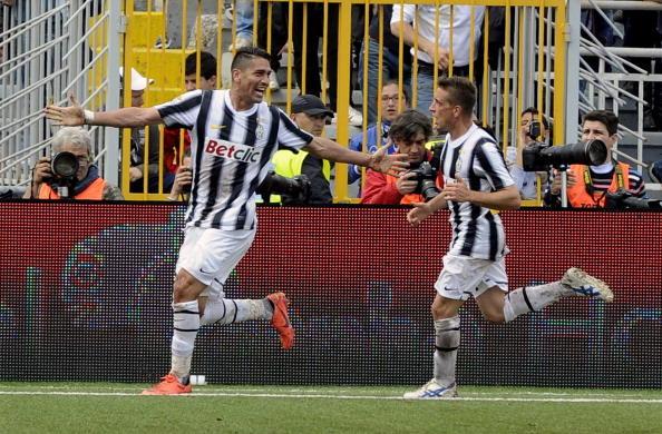 2012: Borriello passa dalla Roma alla Juventus in prestito, per l'attaccante la soddisfazione dello scudetto