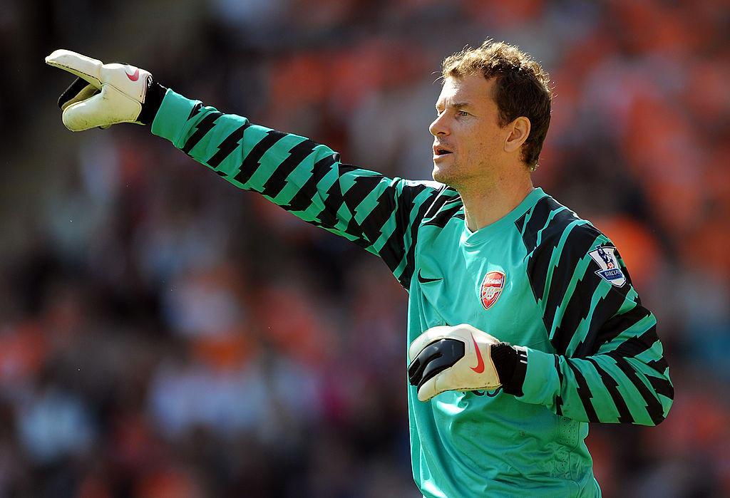 4) Lehmann (Arsenal): 41 anni e 5 mesi