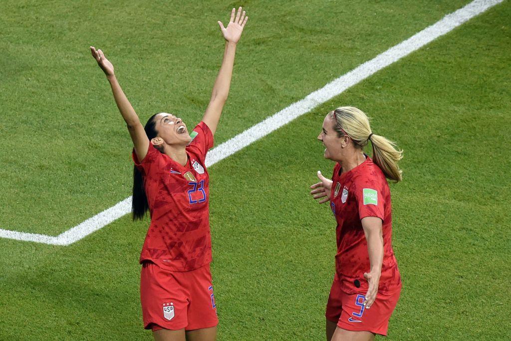 Mondiali femminili: Usa prima finalista