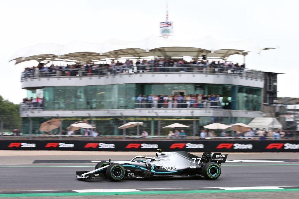Bottas frena la corsa di Lewis