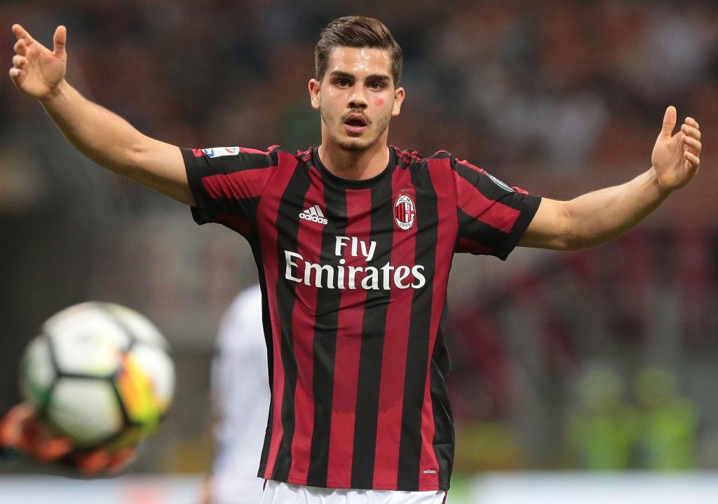 20 - André Silva al Milan (38 mln)