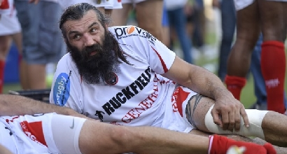 Chabal - Afp