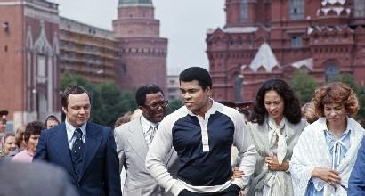 Muhammad Ali, AFP