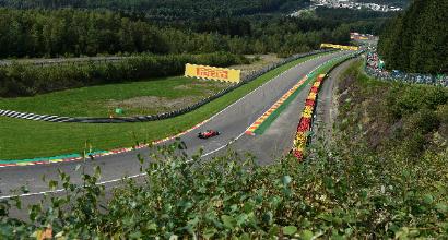 Gp del Belgio: altre 5 posizioni di penalità per Lewis Hamilton