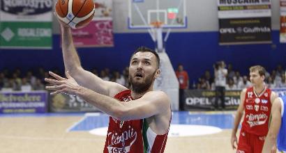 Basket, Serie A: Milano parte bene, cade la Reggiana