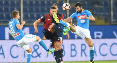 Udinese-Napoli, ecco i convocati di Sarri: out Gabbiadini