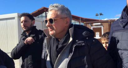 """Baggio, compleanno ad Amatrice: """"Da casa non si può capire questa tragedia"""""""