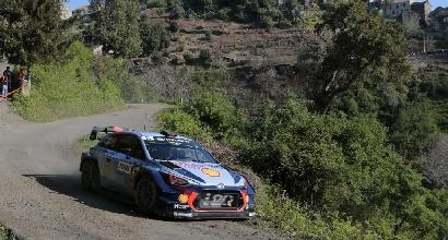 Rally Corsica: trionfa Neuville con la Hyundai