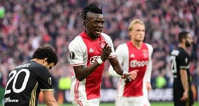 Europa League: l'Ajax prenota la finale, Lione affondato