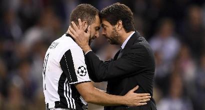 Juventus, parla Agnelli: