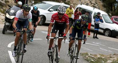 Ciclismo, Contador:
