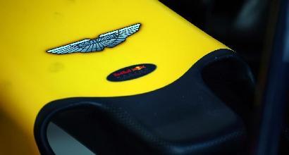 Nel 2018 sarà Aston Martin Red Bull Racing