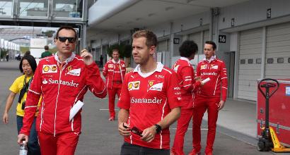 "F1, Vettel: ""Mondiale possibile"""