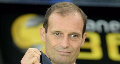 """Juve, Allegri: """"Ci serviva una vittoria così"""""""